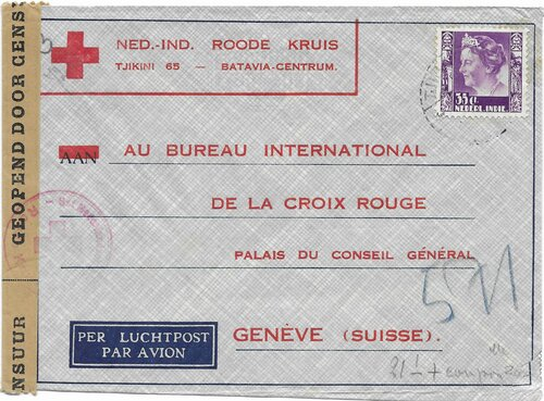 red cross cover