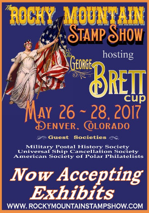 rocky mountain stamp show